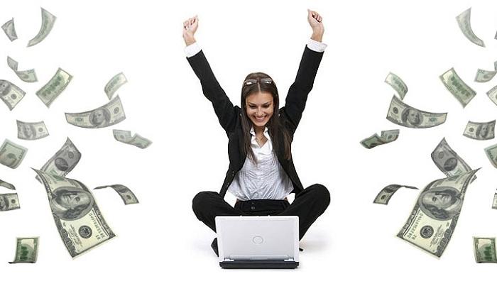 Сайты, где можно зарабатывать деньги без вложений.