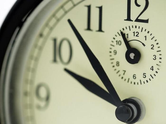 Устанавливайте для себя время, до которого необходимо принять решение