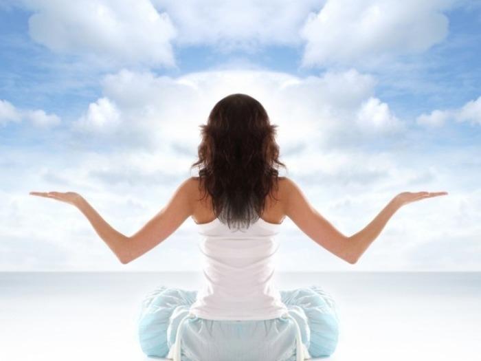 Медитация хорошо помогает сосредоточится
