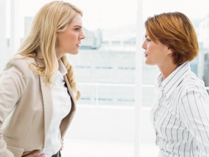 Конфликты в женском коллективе