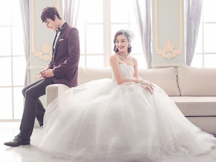 Создание единой стилистика свадьбы