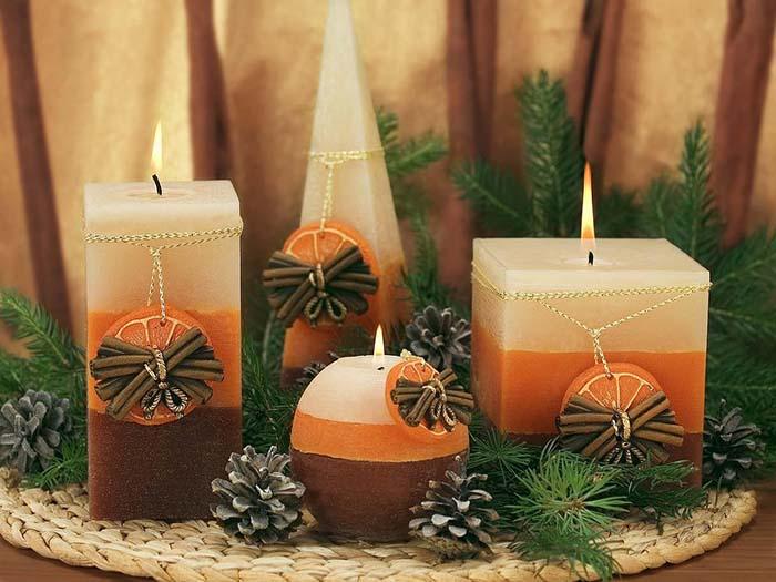 Свечи - символ домашнего очага
