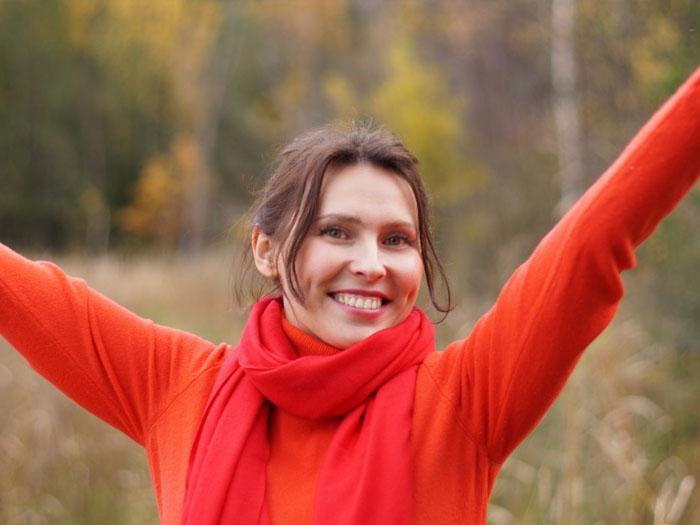 Как научится радоваться жизни , как быть оптимистичной