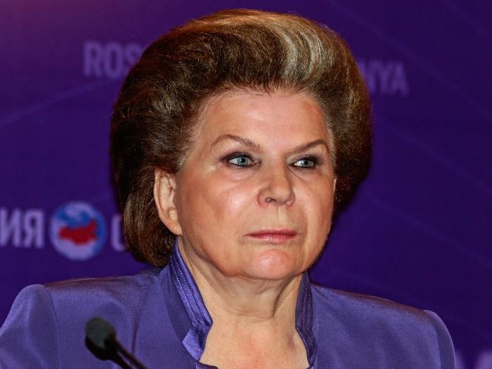 Терешкова Валентина Владимировна первая женщина космонавт