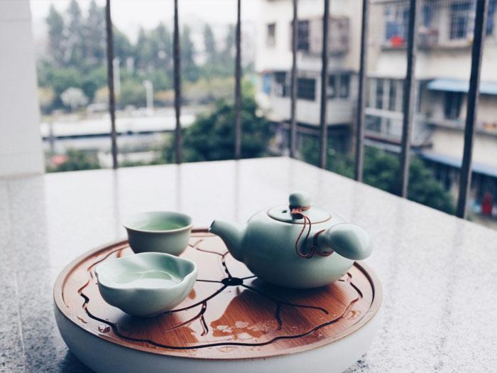 Чайный магазин или лавку лучше всего расположить в местах большого количества скопления людей