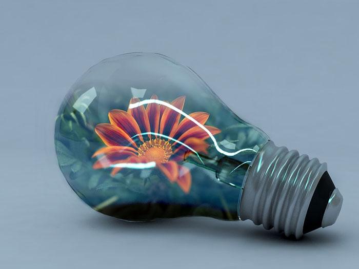Нуно развить креативность в себе, придумать что-то, чего не существует