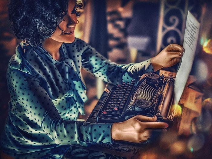 Если вы умеете красиво и граммотно писать, то работать писателем для вас будет сплошным удовольствием
