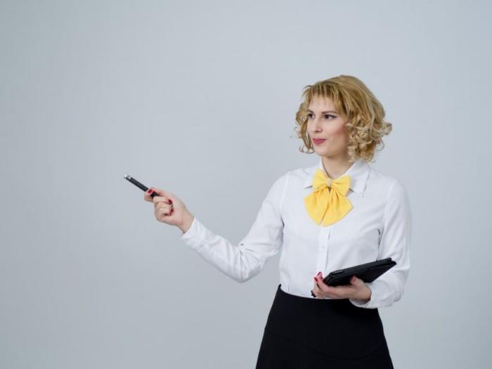 Личностные качества женщины предпринимателя
