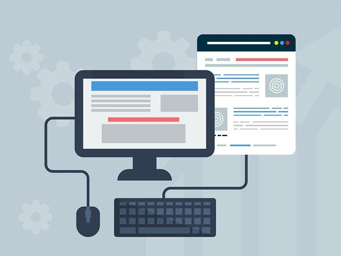 Создать сайт и наполнять его контентом придется все время