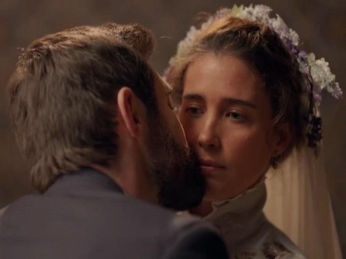 Кадр из фильма о Мата Хари