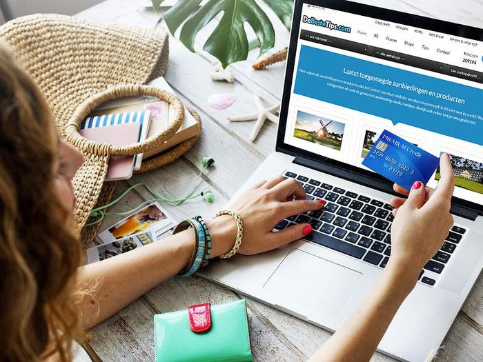 Заработок на реализации товаров и услуг через свой сайт