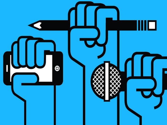 Разнообразие деятельности журналиста, карьерный рост