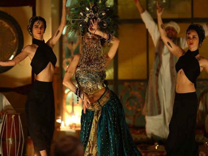 Народные яванские танцы