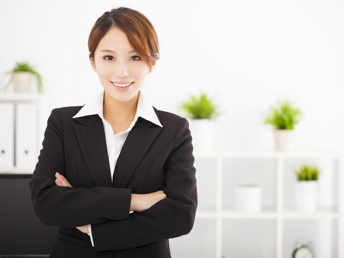 Женщина-специалист банковского дела