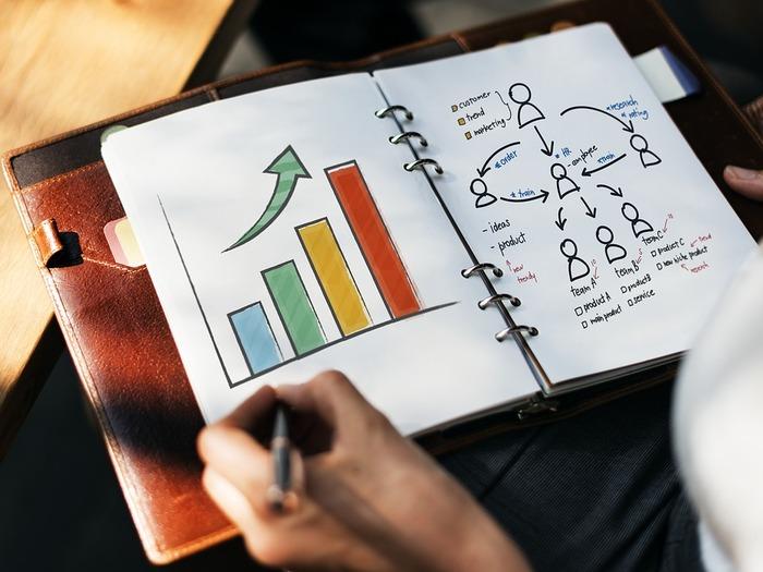 В обязанности маркетолога входит разработка стратегий, схем дальнейших действий для привлечения клиентов