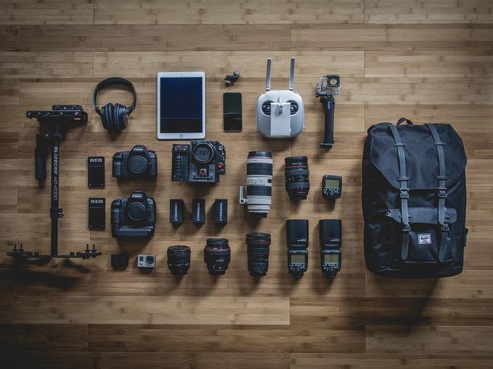 Фотограф должен знать технические характеристики фотоаппарата и сопутствующей техники