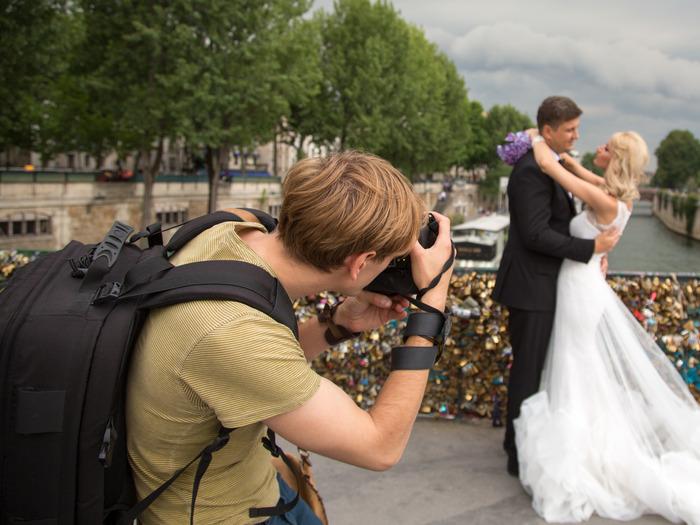 Наиболее востребованы семейные или свадебные фотографы
