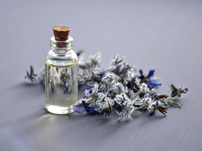 Чтобы придать аромат, добавляйте натуральные ароматические масла