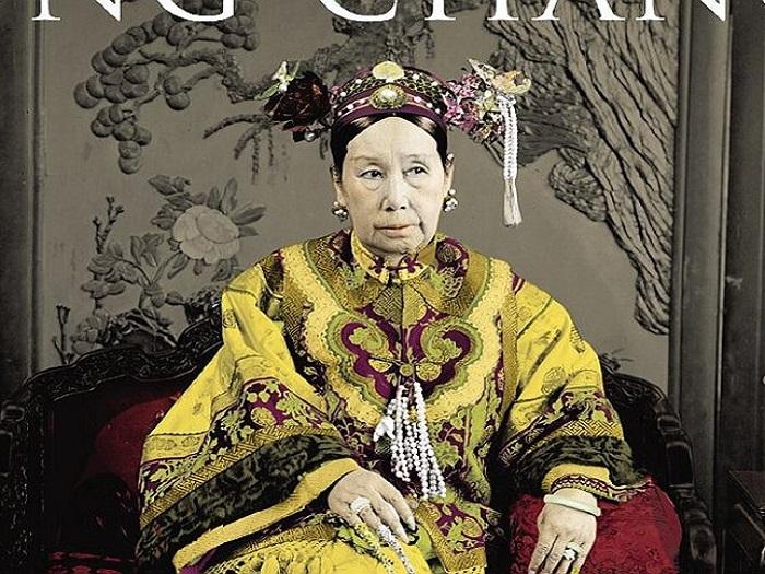 Императрица Цыси на обложке журнала