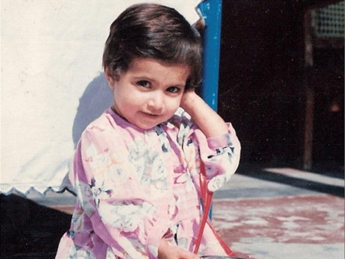 Малала в детстве