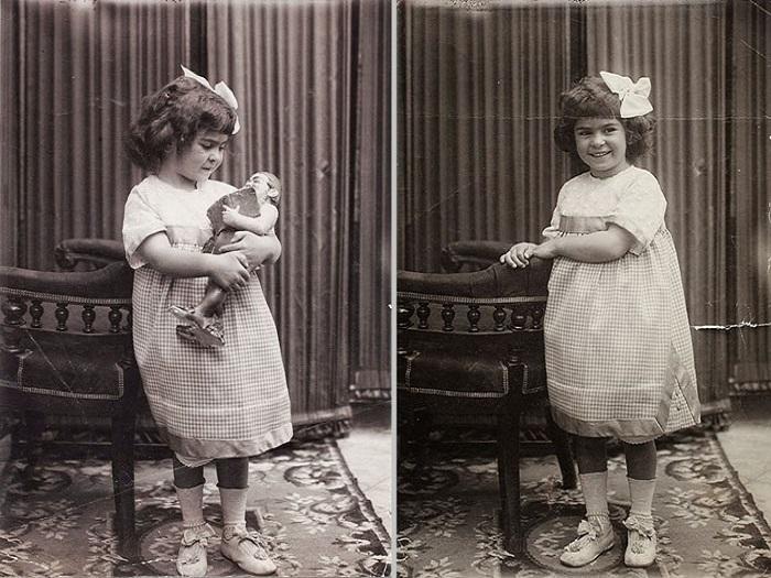 Фрида в детстве