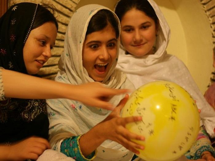 Блог Малалы
