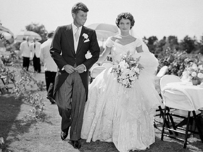 Свадьба Жаклин и Кеннеди