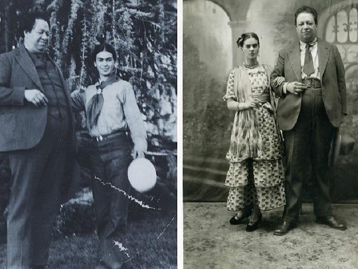 Кало и Ривера