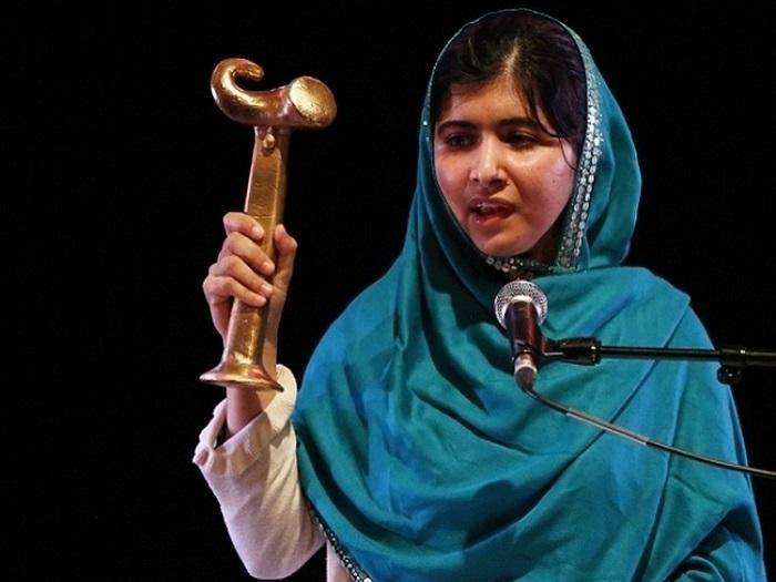 Малала в ООН