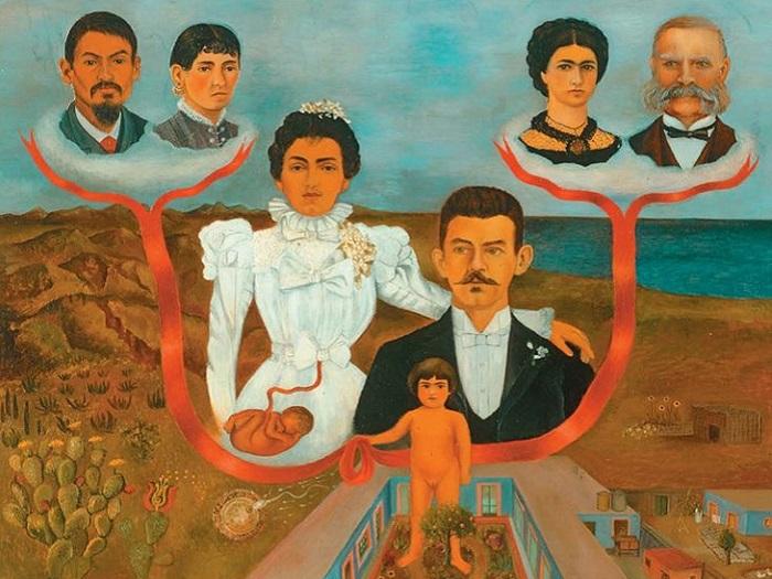 Картина Кало