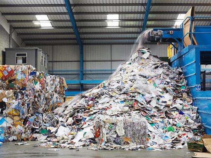 Завод мусороперерабатывающий